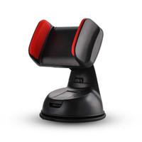 Wholesale sticky car mount phone holder online – Car Mount Phone Holder Strong Sticky Gel Pad Dashboard Handsfree Windshield Bracket for iPhone X Samsung S9 S8 Plus Smart Phones