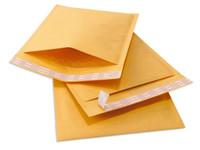 kraft kağıt kabarcığı toptan satış-Kraft Kağıt Yastıklı Kabarcık Zarflar 6x10 Mailers Nakliye Vaka 6
