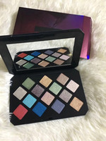 Wholesale christmas palette - Rihanna Galaxy Glitter Eyeshadow Palette 0.56oz Limited Edition for Christmas gift fast shipping in stock