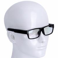 brillenbau groihandel-GANSS HD 1080P Brille Kamera Mini Camcorder DV Auto Fahren Sonnenbrille Outdoor Sport Intelligente Brille Mit Videorecorder Eingebaute 16 GB Lagerung