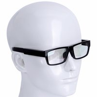 gafas de sol grabadora de video al por mayor-GANSS HD 1080P Gafas Cámara Mini Videocámara DV Coche de conducción Gafas de sol Gafas inteligentes para deportes al aire libre con grabadora de video Almacenamiento de 16GB incorporado