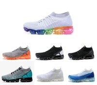 Wholesale red light sapphires - 2018 Cushion Vapor 2.0 Sapphire Mens Running Shoes Sneakers Fashion Athletic Sport Shoe Shock Hiking Jogging Walking Outdoor Run Shoes 40-45
