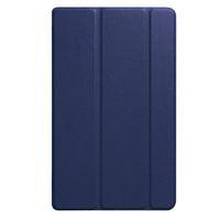 huawei mediapad тонкий чехол оптовых-Tablet Case для Huawei Mediapad T3 8.0 KOB-W09/KOB-L09 тонкий складной чехол стенд смарт Case Tablet PC защитный магнитный авто сна/пробуждения