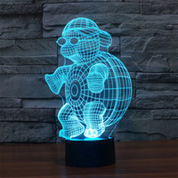 Wholesale baby table toys for sale - Kids Gift D Sneaker Lamp LED Table Light Children Luminous Toys Boys Girls Baby Colors Flashing Lights Free Dropship