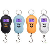 Wholesale hanging weighting scale resale online - Hot NEWEST Portable Electronic Scale Kitchen Lage Hanging Weight Digital Scale kg