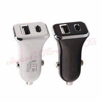 Wholesale universal android tablet charger online – Type c Port Usb Car charger auto power adpater A Car chargers for samsung s8 s9 android phone gps mp3 speaker pc tablet