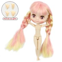Wholesale Lowest Sale Prices Toys - Wholesale-Middie blyth doll middle 1 8 20cm special offer gift toy bjd neo on sale lower price