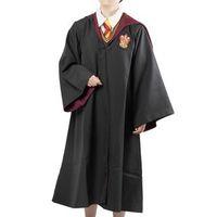 qualität cosplay kostüme großhandel-Neue Mode Hight Qualität Magic Robe Mantel Harry Potter Gryffindor Schuluniformen Cosplay Kostüm magische Kleidung