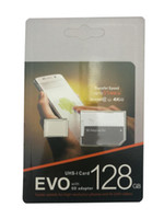 Wholesale New popular Class EVO GB GB GB GB GB Micr SD Card MicroSD TF Memory Card C10 Flash SD Adapter Retail Package