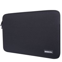 Wholesale Ipad Acer - IBISION 13-Inch 15-Inch Laptop Sleeve - Black with Waterproof for MacBook Air, MacBook Pro, Surface Book, Ultrabook