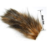 Wholesale 12cm soft bait for sale - tying fiber Wifreo Bags X CM Grizzly Color Tying Furabou Craft Fur Fiber for Streamer Tail Wing Fly