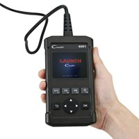 Wholesale daewoo scan - Launch CReader 6001 Full OBDII OBD2 functions Support O2 Sensor Test CR6001 OBD2 Scan Tool Code Reader