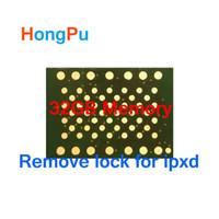 hdd speicher großhandel-32GB Für iPad 2 3 4 mini 1 Festplatte NAND-Flash-Speicherchip HDD Programmiert mit Entfernen Entsperren Sie die iCloud-Seriennummer