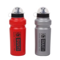 Wholesale mountain water bottle online - Bicycle Kettles Healthy Environmental Protection Cycling Hiking Camping Equipment Outdoor Sports Mountain Road Bike Water Bottles wt bb