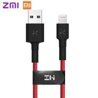 ingrosso cavo mfi usb-Cavo dati Xiaomi ZMI-MFI certificato da LightningPlug a USB per ricarica telefono per cellulare