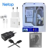 Wholesale free phones uk - S6 S7 S8 Travel Adapter Adaptive Fast Charging Wall Charger High Quality with Brand New Logo Retail Box Andorid Phone charger Free DHL