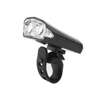 lámpara de cabeza de agua al por mayor-2 LED Bike MTB Bicycle Head Light USB Luz de cabeza delantera recargable Ciclismo Lámpara de seguridad Resistente al agua Mini Torch Ultra brillante