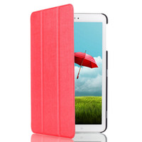 Wholesale red inch tablet bundle for sale - Smart Cover For Samsung GALAXY Tab E T560 T561 inch Tablet Case Flip Cover Protective shell skin bag