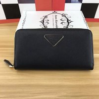 Wholesale cowhide woman wallet brand online - popular high quality hot selling genuine leather brand designer wallet for women good price
