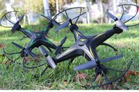 Wholesale Fixed height four axis aircraft without wide angle WiFi real time aerial UAV Drones