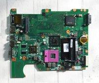 материнская плата 478 оптовых-Для HP Pavilion G71 CQ71 Intel ноутбук материнская плата 578704-001 DA00P6MB6D0 разъем 478 DDR2 PM45 чипсет ноутбук системная плата