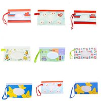 ingrosso pulire la carta-Multi Styles Outdoor Travel Baby Neonati Wipe Case Box Wet Wipes Dispenser Box Bag Eco-friendly Asciugamano di carta bagnato