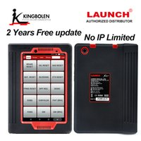 Wholesale Programmer Key Code - Launch X431 V 8 inch Multi-language X-431 Pro mini Full System Automotive Diagnostic Tool x-431 v with Bluetooth Wifi Two years free update