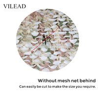 Wholesale cp camouflage - VILEAD New Simple 1.5m*6m Maple CP Digital Camouflage Nets Camo Netting without Edge Binding Sun Shelter Car Cover 150D Oxford