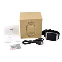el feneri izleme toptan satış-Dz09 smart watch dz09 saatler bileklik android izle akıllı sim akıllı cep telefonu uyku devlet smart watch perakende paketi