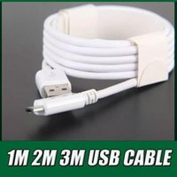 Wholesale Fastest Android Phone - High speed 3ft 6ft 10ft fast charging USB cable data cable High Quality Charger Cord For 5 6 6S 7Plus Samsung Android phone Note 8 S8 OM-G4