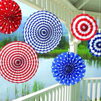 Wholesale window fans for sale - Group buy DHL set paper fan flowers fashion wedding decoration handmade paper folding fans for party celebration shop window festival decors