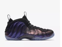 Wholesale heal up - 2018 One Penny Hardaway Men Basketball Shoes FOAM Eggplant Red Copper Basketball Sport Shoes Outdoor Athletic Sneaker shoe Eur 41-47