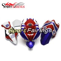 ingrosso corredo di corsa di yamaha r6-Bright Red Purple Fiberglass Racing Full Fairings per moto Yamaha YZF600 R6 YZF-R6 2008 - 2016 09 12 14 15 16 Kit corpo in plastica ABS