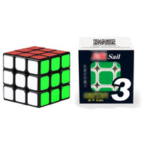 Wholesale kids educational game online - Puzzle cube cm Magic Rubik Cube Game Rubik Learning Educational Game Rubik Cube Good Gift Toy Decompression toys B