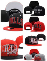 b156cd71919 Wholesale chicago bulls snapback for sale - Newest CHICAGO Adjustable BULLS  Snapback Hat Best Cheap Letters