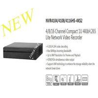 Wholesale Udp Http - Free Shipping DAHUA 4 8 16 Channel Compact 1U 4K&H.265 Lite NVR without Logo NVR4104HS-4KS2 NVR4108HS-4KS2 NVR4116HS-4KS2