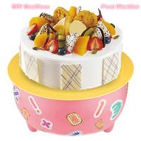 ingrosso torte di ragazzi-torta macchina casa automatico bambino macchina per il cibo FAI DA TE fatti a mano macchina zucchero filato ragazza regalo ragazzo regalo