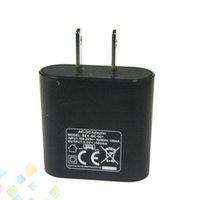 ingrosso ac adattatore del caricatore del usb del dhl-Spina Adattatore di corrente CA Spina di UE Spina USB Caricatore da viaggio US Adattatore UE per Mod 100% Originale DHL gratuito