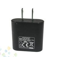 ac usb ladegerät adapter dhl großhandel-Stecker Wechselstrom-Adapter US-EU-Stecker USB-Wand-Reiseladegerät US-EU-Adapter für Mod 100% Original DHL Free
