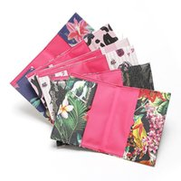 Wholesale Flower Landscape Photos - Pink sugao 2018 new style gift bag print pu leather flower multifunction card holder passport holder women bag passport holder