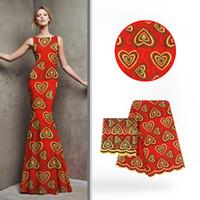 bordado suizo al por mayor-YBG! Bordado Dubai Swiss Voile Lace 100% Cotton Fabric 2018 Diseños simples African Lace Fabrics Swiss Quality! L81863