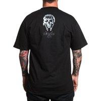 vêtements de crâne hommes achat en gros de-Sullen Hommes Solo Skull T Shirt Tatouage Noir Julian Farrar Tee Vêtements Vêtements