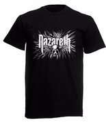 Wholesale loom bands online - Nazareth Band Black New T Shirt Fruit of the Loom ALL SIZES