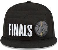Wholesale Animal Print Cowboy Hat - cavs CLE 2018 Eastern FINALS CHAMPION Hats Adjustable Caps snapback BASKETBALL snap back