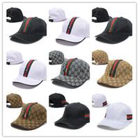 golfe de qualidade venda por atacado-Barato 2018 classic Golf Curvo Visor chapéus de design de Luxo osso Snapback cap Homens Esportes gorra pai chapéu de alta qualidade Bonés de Beisebol Ajustável