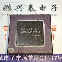 controlador integrado al por mayor-HD68450Y10. HD68450Y8, Chips del controlador DMA. PGA68 pin Ceramic Package Circuitos integrados ICs / HD68450Y. Colección Vintage CONTROLLER