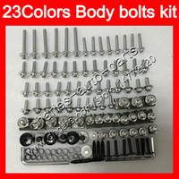 Wholesale fz6r fairings for sale - Group buy Fairing bolts full screw kit For YAMAHA FZ6 FZ6R FZ R FZ R Body Nuts screws nut bolt kit Colors