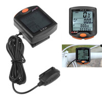Wholesale cycling speedometer for sale - Group buy Bike Bicycle Waterproof Electronic Four Screen Display Cycling Bike Big Screen Bicycle Cycle Computer Odometer Speedometer Waterproof