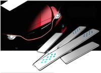 ingrosso mazda porta scuff plates-custodia in lamiera di acciaio di alta qualità per davanzale della portiera per Mazda 6 Atenza 2014 2015 2016 2017 car styling