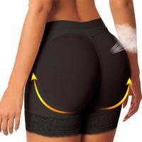 14fcc3432 Wholesale-Lover Beauty Butt Lifter Padded Panty Enhancing Body Shaper For  Women Abundant Buttocks Butt Lift With Tummy Control Underwear